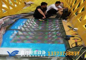 湖南省岳阳玻璃栈道5d特效